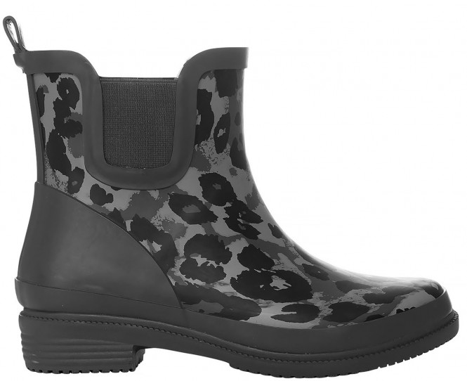 Low Printed Boot W